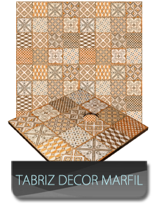 TABRIZ DECOR MARFIL